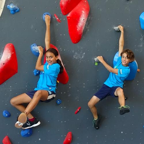 Kids-Sport Kletterwoche Juli 2020