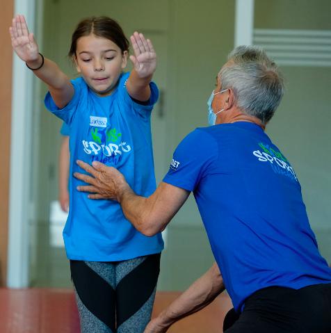 Kids-Sport Woche Aarberg