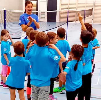 Kids-Sport Woche Lengnau