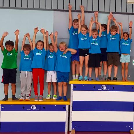 Kids-Sport Woche Ipsach