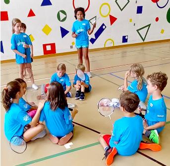 Kids-Sport Woche Kerzers